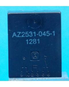 American Zettler - AZ2531-045-1 - 48-82VDC DPDT-1Amp Reed Relay
