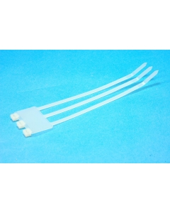 """PANDUIT - PT-562-1 - Hardware, cable ties. 7"""", 3 Gang. Package of 10."""