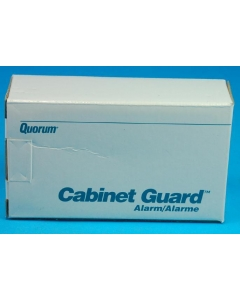 QUORUM - QU-004 Cabinet Guard - Cabinet Guard Alarm - Key Operated