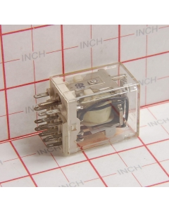 Potter & Brumfield - KHU-17D12-24 - Relay, DC. 4PDT 3Amp 24VDC.