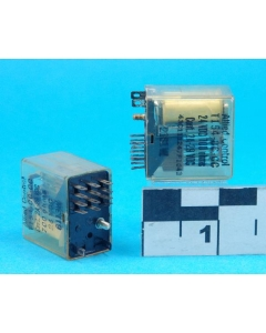 Allied Controls - T154-CC-CC-24VDC - Relay, DC. 4PDT 2Amp 24VDC.