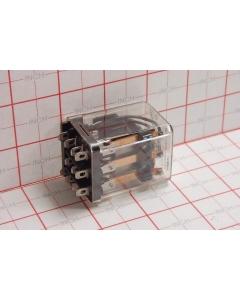 TE Connectivity / Potter & Brumfield - KUP14D15-110VDC - 3PDT 10A 110VDC COIL; PLASTIC ENCLOSED CASE
