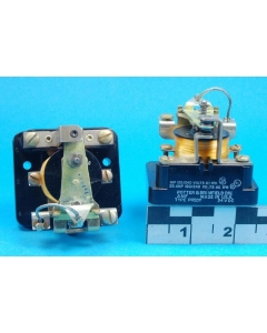TE Connectivity - Potter & Brumfield - PR5DY-24DC - Relay, control. SPDT 25A 24VDC.