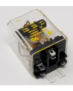 MAGNECRAFT STRUTHERS-DUNN - A283XAXC1-24A - Electromechanical Relay 24VAC SPDT-10A Enclosed Flange Mount