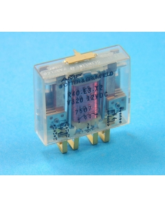 Potter & Brumfield - R40-E3-X2V320 - Relay, control. Input: DC 12VDC DPDT-5A.
