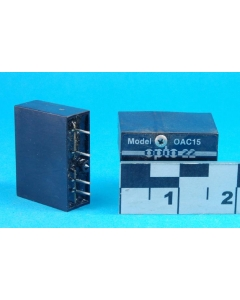 OPTO 22 - OAC15 - 12-140VAC 3A out 6-24VDC control