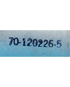 RBM CONTROLS ESSEX - 70-120226-5 - 36V METAL HI CURRENT SOLENOID
