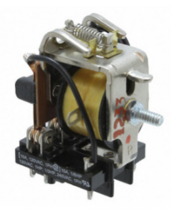 TE Connectivity - Potter & Brumfield - KA-11AY-120VAC - Relay, AC. DPDT 5Amp 120VAC.