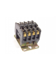 TE Connectivity Potter & Brumfield - P41C47DH0303Z01 -24 VDC Relay, Control. Input: DC. 4 Pole, Normally Open, 25 Amp.