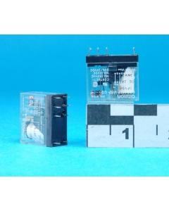 OMRON - G2R-117P-V-RP-US - 24VDC - Relay, control. Input: DC. SPDT 16A 24VDC.