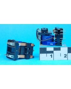 Deltrol - 161P 27775-60 - Relay, DC. DPDT 13Amp 24VDC.