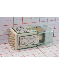 TE Connectivity  AGASTAT/AMERACE - EGPD002 - 1423176-6 - 125VDC 4PDT 15Amp, Time Delay/Timing Relay, Removed from Equipment
