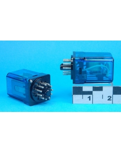 GUARDIAN - A410-367167-123 - 12VDC 3PDT-10A 11-pin Octal-style Plug-in