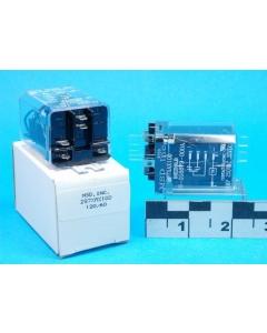 MSD INC - 297XAX100 - Relay, TDR. 3.5 Sec. SPDT 2A 120V.