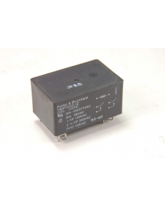 Potter & Brumfield - T92P7D12-12 - Relay, DC. DPST-NO 30Amp 12VDC.