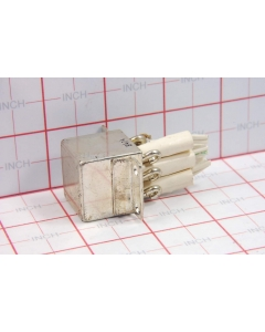 STRUTHERS & DUNN - MS27743-16 FCA-32516 - Relay, control. Input: DC. 3PDT-25Amp Polarized.