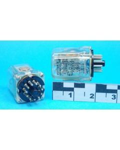 Potter & Brumfield - KA4455 - Relay, AC. 3PDT 15Amp 120VAC.