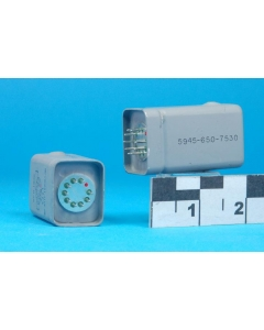 GUARDIAN - SV-B-1600 - 9-pin Plug-In Hermetically Sealed relay