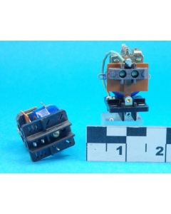 Deltrol - 101U-SPDT-10A-12VDC - Relay, DC. SPDT 10Amp 12VDC, 100 Series.