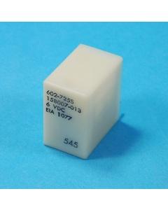 CORNELL DUBILIER - 602-725S - 6VDC SPST-N.C