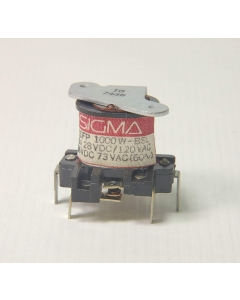 SIGMA - 11FP-1000W-BSL - 28VDC SPDT-5Amp 1K-Ohm open frame