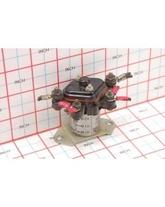 CUTLER-HAMMER - 6041-H-169A - Relay, DC. SPST 50A 24-28VDC.