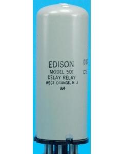 EDISON - B1789 10034 - 120V 20-second N.Open Octal Theromostatic Tube