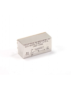 Potter & Brumfield - JRM-1036 - REED RELAYS ~5VDC OR 6VDC COIL 10VA CONTACT N.C.