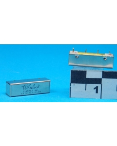 WHEELOCK - 262-1C - 12VDC SPDT-10mA Shielded Reed Relay