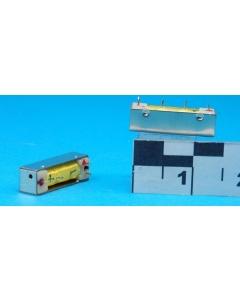 WHEELOCK - 262-1C - 12VDC SPDT-10mA Shielded Reed Relay