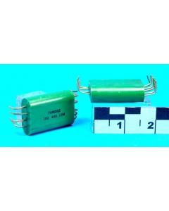 TRIRIDGE - 103-400-12M - 12VDC 4PST HI CURRENT REED RELAY
