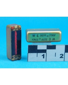Western Electric - WE327F - Reed Relay Dual coil SPST-NO