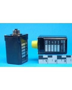 CHRONOLOGICS MESON ELX. - 5108 - Relay, TDR (240 Seconds). Input: AC. DPDT 5A 115V.