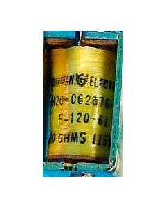 GUARDIAN - A420-062076 - Solenoid, DC. Coil: 115VDC 0.045A 3200 Ohms.