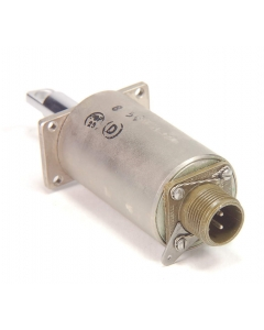 PSP MFG - 5945-502-4495 - SD-845 - Solenoid, DC. Coil: 24VDC 0.58A 41 Ohms.