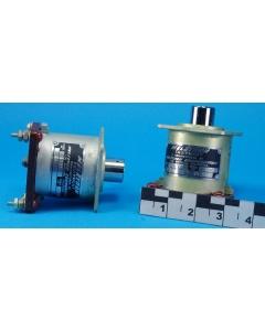 Meletron - 137 - Solenoid, DC. Coil: 26VDC 12A 2.7 Ohms.