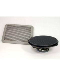 "FORD - F5SF-18971 - AA   5""x7"" Speaker. 4 Ohm, black metal."