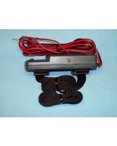 QUORUM - VA-195R Remote Siren - Triple auto alarm.