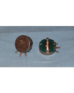 Honeywell Clarostat  - CM38741 - Potentiometer. 2K Ohm, approx 3W.