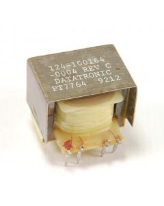 Datatronics LTD - PT7764 - Transformer, audio. Proprietary part number.