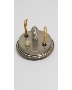 General Instruments - 2N277 - Transistors, Bipolar PNP. 40V 170 watt at 25degC.