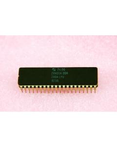 ZILOG - Z8400ADSH - IC, microprocessor. 8 Bit. Used.
