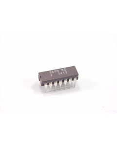 FAIRCHILD - 9600DC - IC, TTL. Monostable multivibrator.