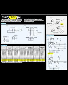 CLARE - CM3P-350L - Gas Tube Arrestor. Transient protector.