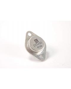 Synertek - DTS401 - Transistor, NPN. 300V, 2Amp, TO-3 Steel.