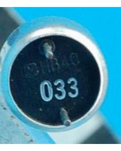 PANASONIC/MATSUSHITA - EFR-OHB40K24 - Tranducer, ultrasonic. 40kHz 100dB PZT.